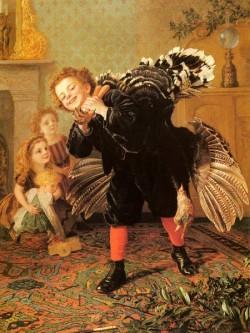 Christmas Time Heres The Gobbler
