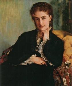 ritratto della signora cezard