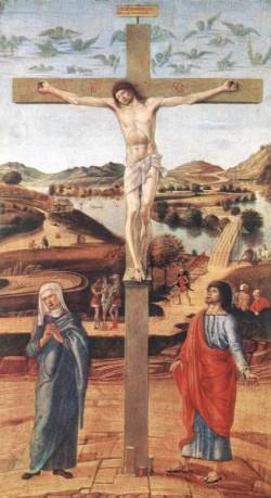 Crucifix EUR