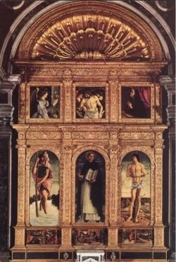 Polyptich of St Vincent EUR
