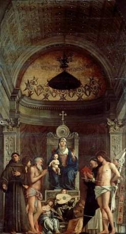 San giobbe altarpiece EUR