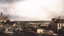 Vienna Panorama From Palais Kaunitz
