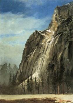 Cathedral Rocks A Yosemite View