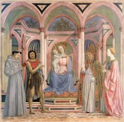 The Madonna and Child with Saints1 WGA