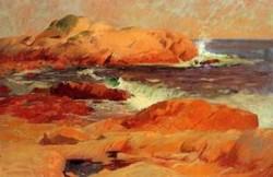 Braces Rock 1916