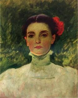 Frank Portrait of Maggie Wilson