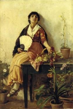 Frank The Florentine Girl