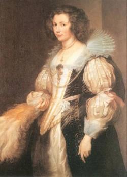 Portrait of Maria Lugia de Tassis CGF