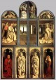 The Ghent Altarpiece wings closed