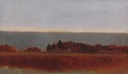 Salt Meadow In October