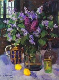 lilacs still life 1915 the russian museum st petersburg russia