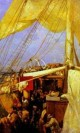 on deck 1880s the tretyakov gallery moscow russia