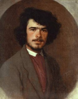 Kramskoi Portrait of the Agronomist Vyunnikov