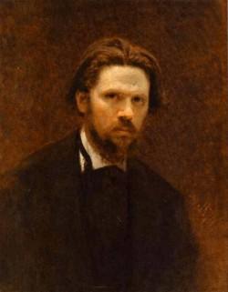 Kramskoi Self Portrait