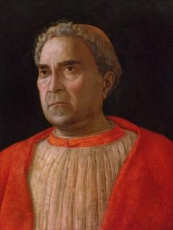 Cardinal Ludovico Trevisano