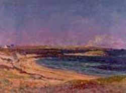 The Portivy Beach Quiberon Peninsula 1907