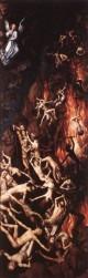 Last Judgment Triptych open 1467 1 detail9
