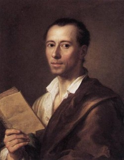 Portrait Of Johann Joachim Winckelman