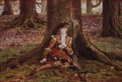 rosalind in the forest XX walker art gallery liverpool england