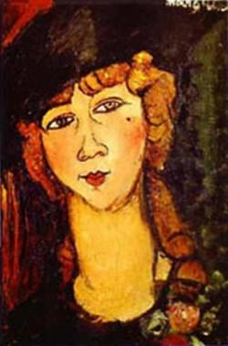 renee the blonde 1916 XX museo de arte sao paolo brazil