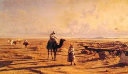 The Desert Cavalcade