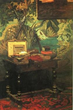 A Corner of the Studio CGF