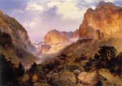golden gateway to the yellowstone 1893 XX buffalo bill historical center cody wyoming