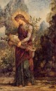 Moreau Thracian Girl Carrying the Head of Orpheus 1864