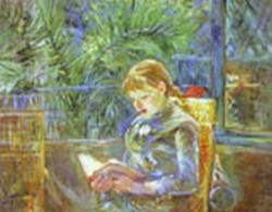 la lecture reading 1888 XX museum of fine arts st petersburg florida usa