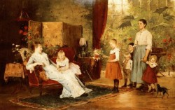The Fete Of The Lady Of The Manor