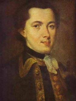 portrait of an unknown man 1757 XX moscow russia