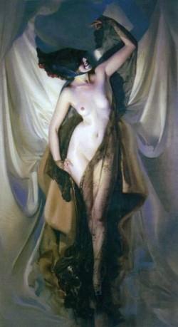 Armstrong Rolf Paris Nude 1919 1921