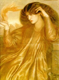 La Donna della Fiamma