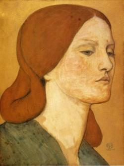 Portrait of Elizabeth Siddal3