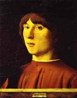 a young man 1474 XX gem ldegalerie berlin germany