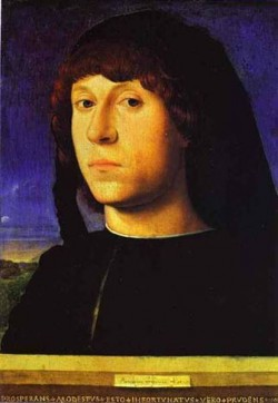 a young man 1478 XX gem ldegalerie berlin germany