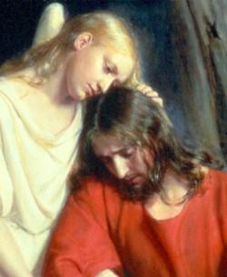 Carl Heinrich Bloch Christ in Gethsemane dt1