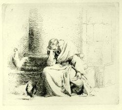 Carl Heinrich Bloch Repentance of Peter