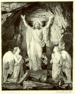 Carl Heinrich Bloch Resurrection of Christ