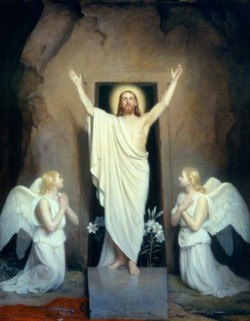 Carl Heinrich Bloch The Resurrection