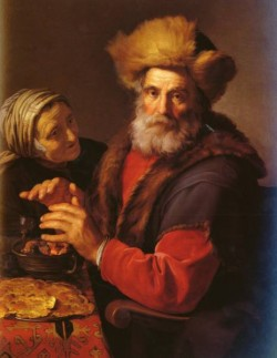1601 to 1672 An Allegory Of Winter SND 1631 O C 1059 by 848cm