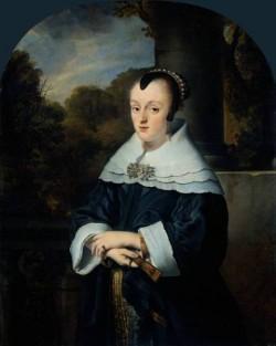 Maria Rey Wife of Roelof Meulenaer RJM