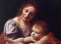 The Virgin and Child 1490s dt1