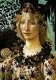 la primavera allegory of spring detail 2 1477 78 XX galleria degli uffizi florence