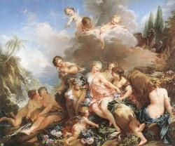 The Rape of Europa WGA
