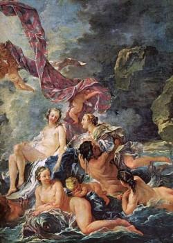 The Triumph of Venus CGF