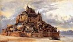 Mont Saint Michel 1832