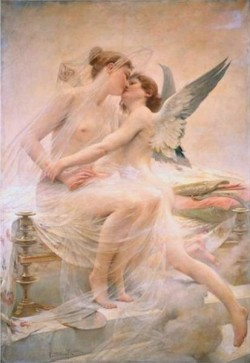 Cupid and Psyche 1893