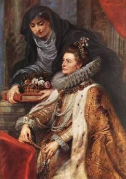 Rubens Altarpiece of St Ildefonso right panel