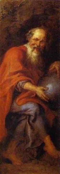 democritus 1603 XX madrid spain